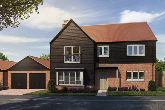"""Thumbnail Detached house for sale in """"The Wykeham"""" at Stoney Mews, Winchester"""