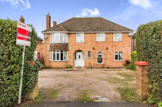 Thumbnail Detached house for sale in London Road, Boston, Lincs, England