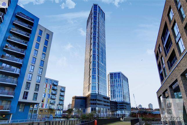 Exterior of Sky View Tower, 12 High Street, London E15