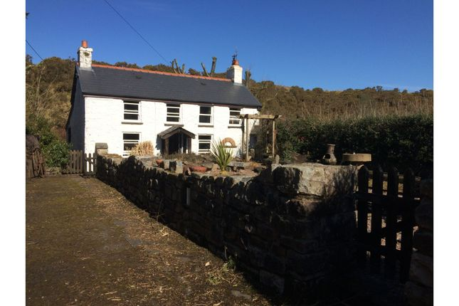 Thumbnail Detached house for sale in Rhosamman, Ammanford