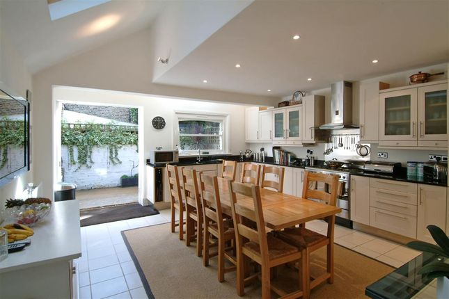 Thumbnail Terraced house to rent in Brookville Road, London