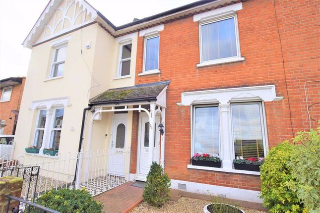 3 bed terraced house for sale in Poley Road, Stanford Le Hope, Essex SS17
