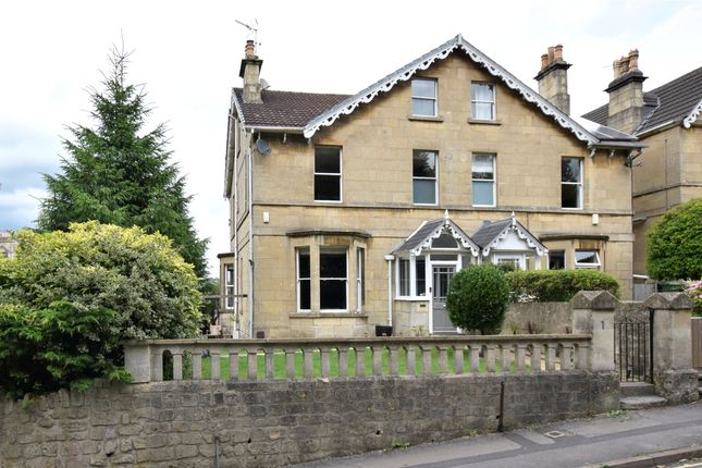 Thumbnail Semi-detached house for sale in St. Lukes Road, Bath, Somerset