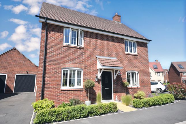 Thumbnail Detached house for sale in Arden Road, Desborough, Kettering