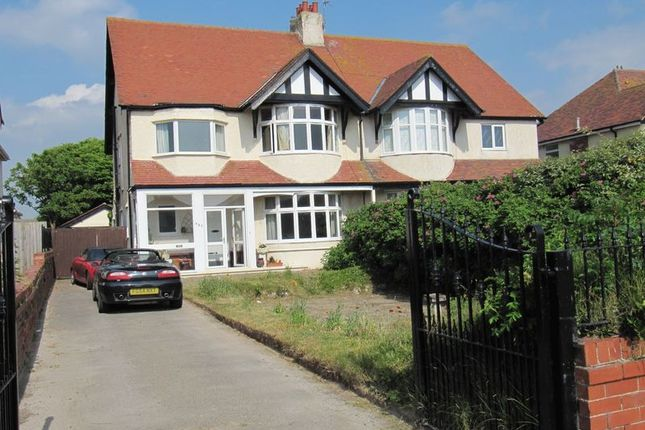 Thumbnail Semi-detached house for sale in Clifton Drive North, St. Annes, Lytham St. Annes