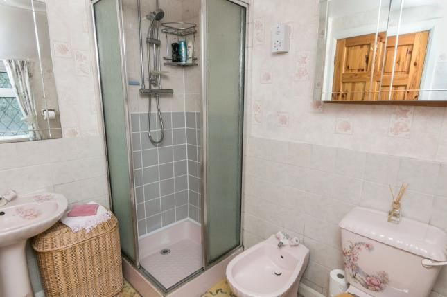 Shower Room of Rowen, Conwy, North Wales LL32