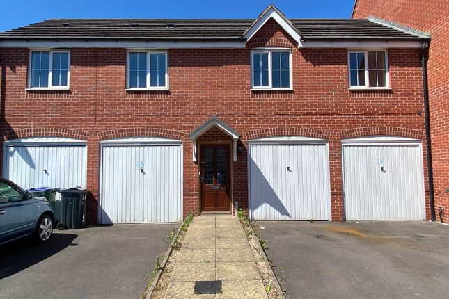 Thumbnail Flat to rent in Dudley Road, Tipton