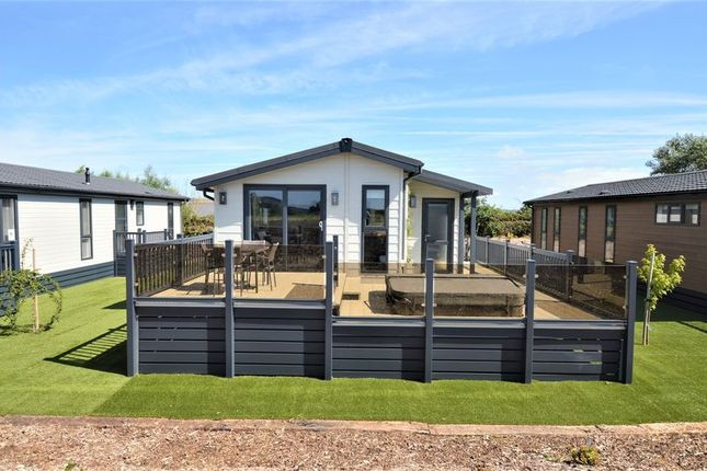 Thumbnail Property for sale in Rookery Manor Lodges, Edingworth Road, Somerset