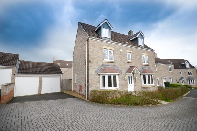 Thumbnail Detached house for sale in Walter Road, Frampton Cotterell