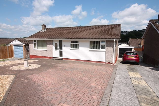 Thumbnail Detached bungalow for sale in Canhaye Close, Plympton, Plymouth