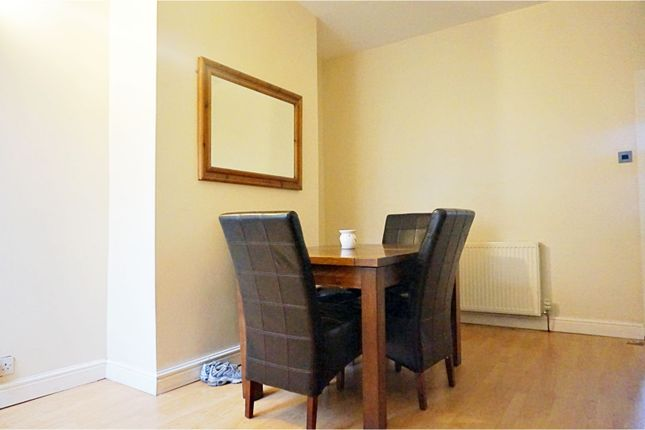 Dining Room of Hinde Street, Moston, Manchester M40
