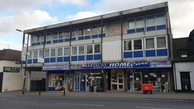 Thumbnail Retail premises to let in 8-10, High Street, Billericay, Essex
