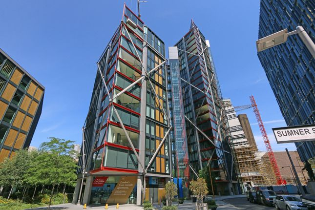 Thumbnail Flat for sale in New Bankside, 70 Holland Street, London