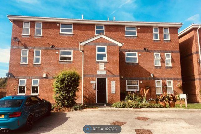 Thumbnail Flat to rent in Merchants Quay, Blackburn