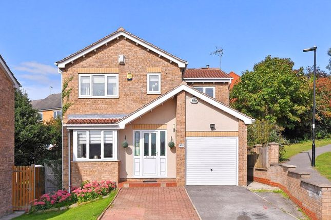 Thumbnail Detached house for sale in Stoneacre Avenue, Hackenthorpe, Sheffield