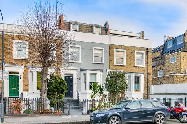 Thumbnail Terraced house for sale in Maxwell Road, London