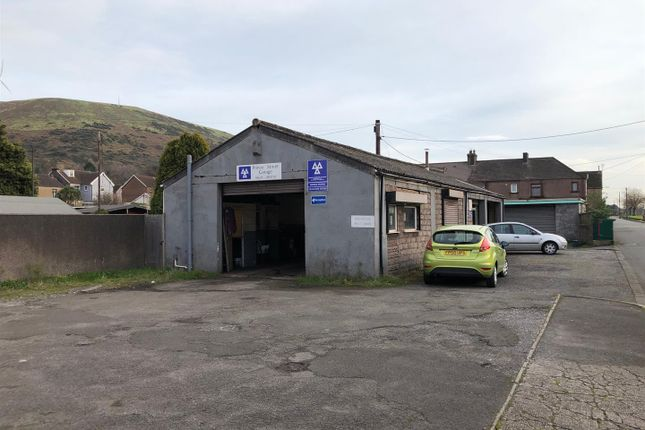 Thumbnail Light industrial for sale in Prince Street, Port Talbot