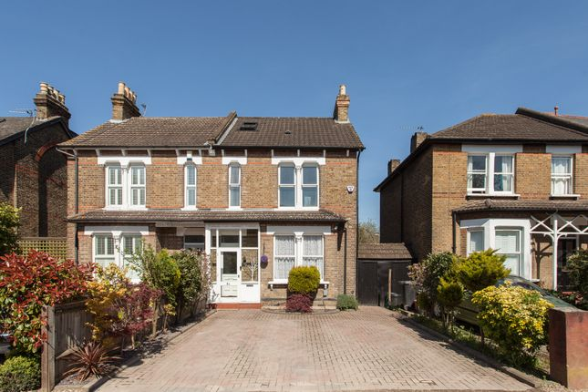 Thumbnail Detached house for sale in Barnmead Road, Beckenham