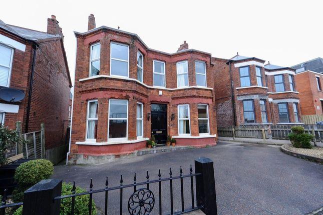 Thumbnail Detached house for sale in Dundela Avenue, Belfast