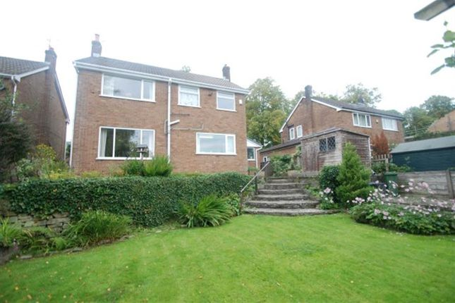 Thumbnail Detached house for sale in Hall Drive, Mottram, Hyde