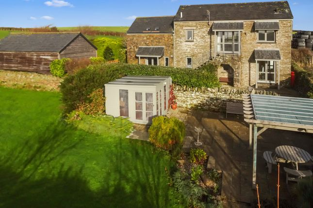 Thumbnail Detached house for sale in Hounster Hill, Millbrook, Torpoint
