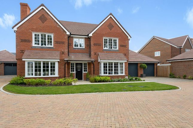 Thumbnail Detached house for sale in Yarrow Close, Cranleigh