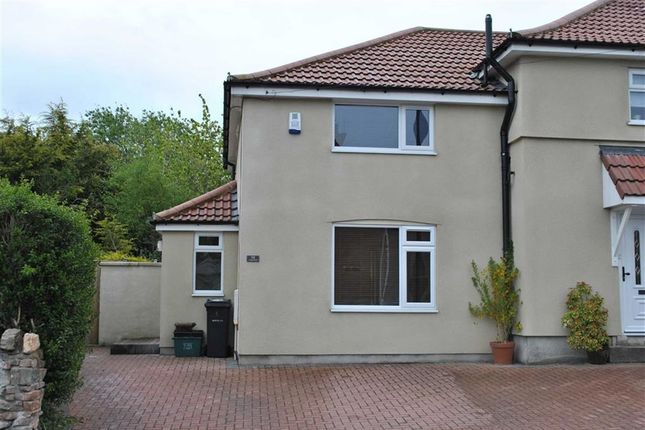 2 bed end terrace house to rent in Lodge Road, Kingswood, Bristol