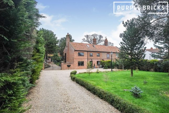 3 bed semi-detached house for sale in Newmarket Road, Norwich NR4
