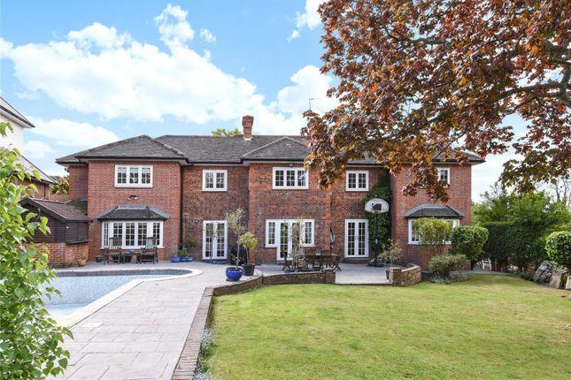 Thumbnail Detached house for sale in Alderton Hill, Loughton, Essex