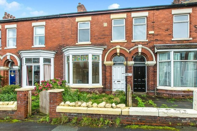 Thumbnail Terraced house for sale in Tulketh Road, Ashton-On-Ribble, Preston, Lancashire