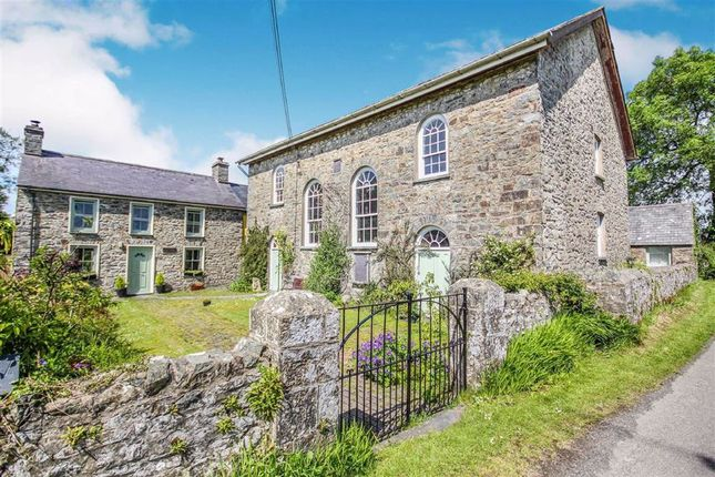 Thumbnail Cottage for sale in Caerwedros Road, Llandysul, Ceredigion