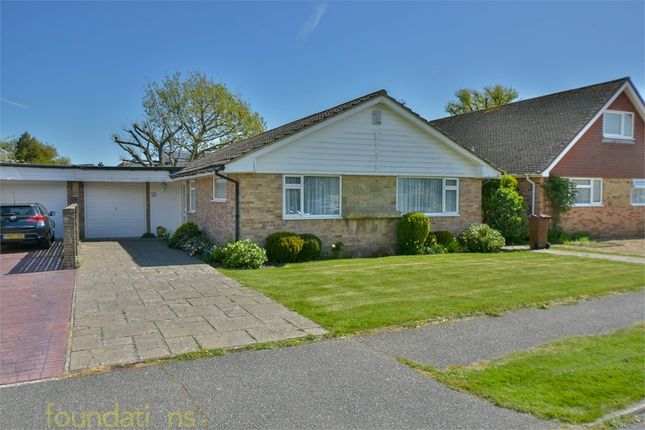 Thumbnail Detached bungalow for sale in Oakleigh Road, Little Common, Bexhill On Sea, East Sussex
