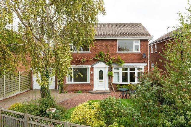 Thumbnail Detached house to rent in Ingleton Drive, Easingwold, York