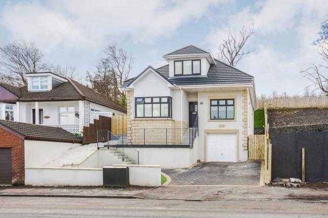 Thumbnail Detached house for sale in Menock Road, Glasgow, Lanarkshire