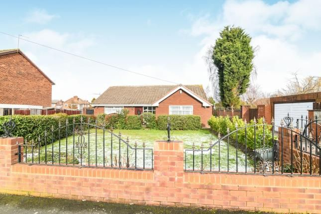 Thumbnail Bungalow for sale in Fairfield Drive, Halesowen, West Midlands, United Kingdom