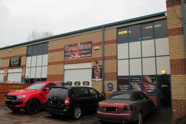 Thumbnail Light industrial to let in Unit 9 Swanwick Business Centre, Bridge Road, Swanwick, Hampshire