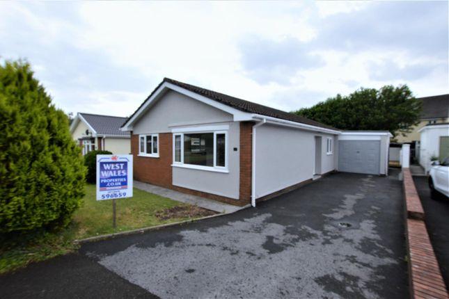 Detached bungalow for sale in Llwyn Y Bryn, Ammanford