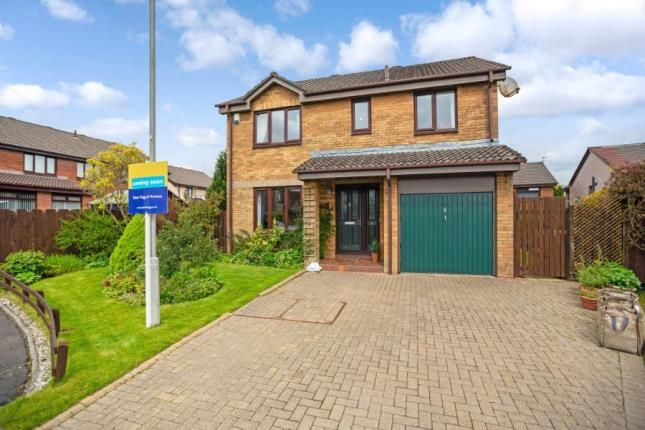 Thumbnail Detached house for sale in Esk Dale, Stewartfield, East Kilbride, South Lanarkshire