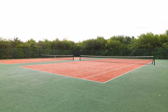 Tennis Courts of Westmount Close, Worcester Park KT4