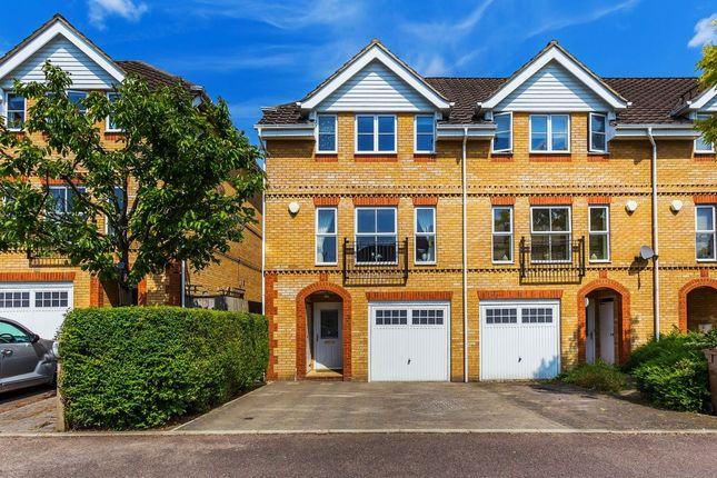 Thumbnail Terraced house for sale in Turner Mews, Sutton