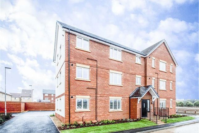 Thumbnail Flat to rent in 75 Antigua Way, Newton Leys, Milton Keynes