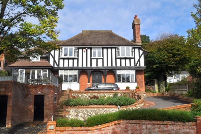 Thumbnail Detached house for sale in Upper Carlisle Road, Eastbourne