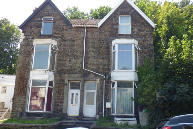 Thumbnail Terraced house for sale in Mount Pleasant, Mount Pleasant, Swansea