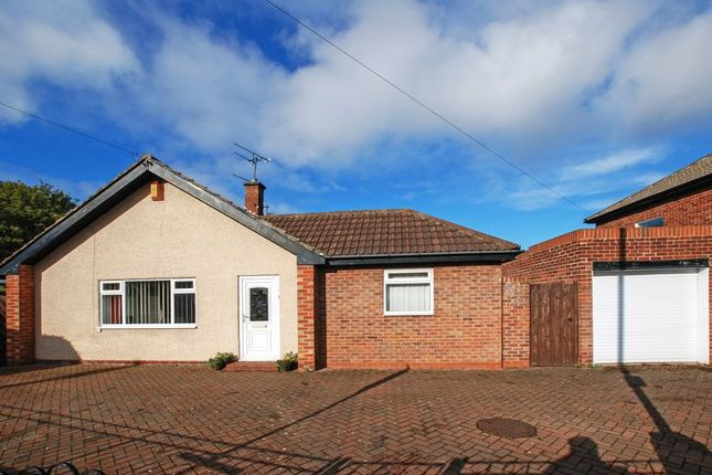 Thumbnail 2 bed semi-detached bungalow for sale in Regent Farm Road, Gosforth, Newcastle Upon Tyne