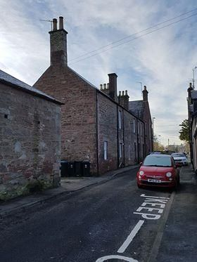 Thumbnail Flat to rent in 2C Cairnleath Street, Alyth