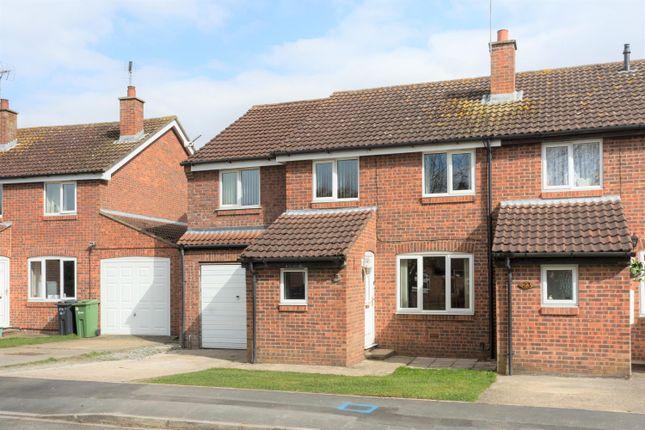 4 bed end terrace house for sale in Wilkinson Way, Strensall, York YO32
