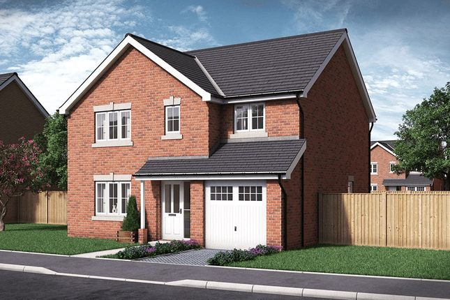 Thumbnail Detached house for sale in Cwm Heulwen - Harrowgate, Aberaman, Aberdare