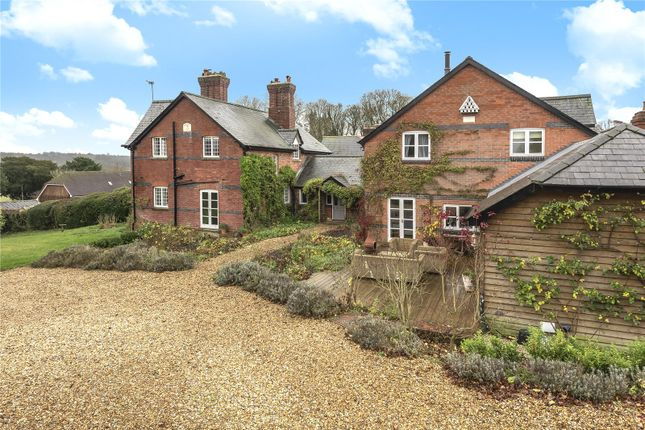 Thumbnail Detached house to rent in Northington, Alresford, Hampshire