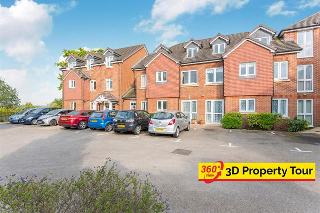 Thumbnail 1 bedroom flat for sale in Vicarage Lane, Hailsham