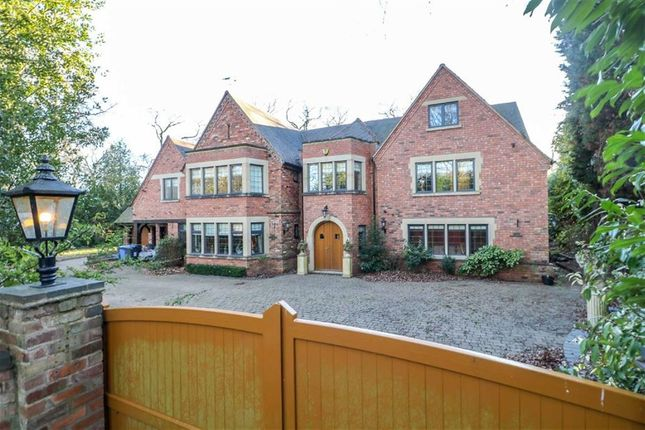 Thumbnail Detached house for sale in Bracebridge Road, Four Oaks Estate, Sutton Coldfield